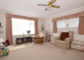 Thumbnail 3 bed detached bungalow for sale in St. Johns Way, Densole, Folkestone, Kent