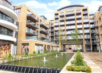 Thumbnail 2 bed flat to rent in Quayside House, Brentford