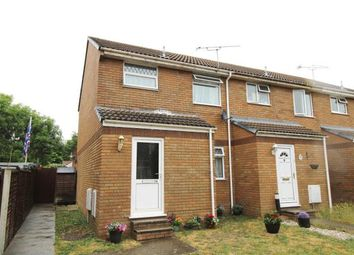 Thumbnail 3 bed end terrace house for sale in Canford Heath, Poole, Dorset