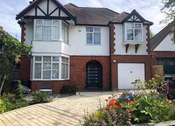Grimsdyke Crescent, Barnet, Hertfordshire EN5. 5 bed detached house