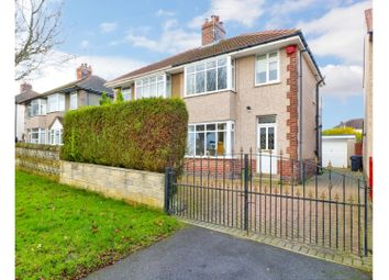 Thumbnail 3 bed semi-detached house for sale in Hollinsend Road, Sheffield