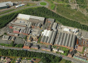 Thumbnail Industrial to let in Yard 35 Flemington Industrial Park, Motherwell