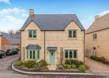 Thumbnail 4 bed detached house to rent in Upper Rissington, Cheltenham