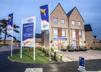 Thumbnail 2 bed end terrace house for sale in Ribbans Park, Foxhall Road, Ipswich, Suffolk