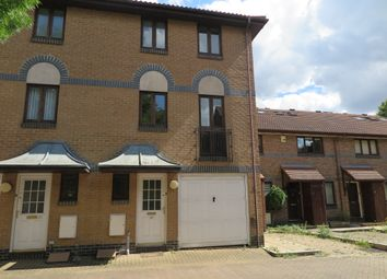 Thumbnail 3 bed semi-detached house to rent in Transom Square, London