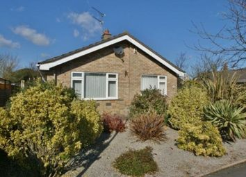Thumbnail 3 bed detached bungalow for sale in Millard Close, North Walsham