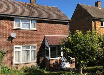 Thumbnail 3 bedroom semi-detached house for sale in Shepherds Road, Winchester