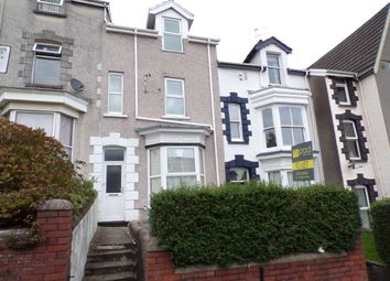 Thumbnail 1 bed terraced house to rent in Glanmor Crescent, Uplands, Swansea