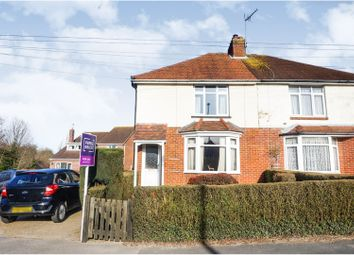 3 bed semi-detached house for sale in Oak Hill, Bursledon, Southampton SO31