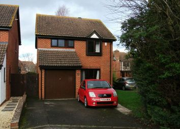 Thumbnail 3 bed detached house to rent in Cromwell Drive, Didcot