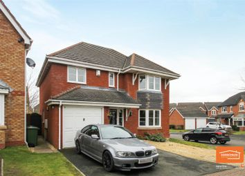 Thumbnail 4 bed detached house to rent in Beaumont Way, Norton Canes, Cannock