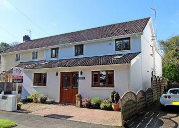 Thumbnail 5 bed semi-detached house for sale in Hensol Villas, Pontyclun, Rhondda, Cynon, Taff.