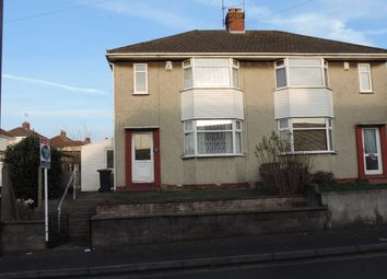 Thumbnail 3 bed semi-detached house for sale in Cadogan Road, Hengrove, Bristol
