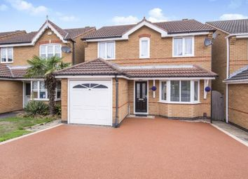 Thumbnail 3 bed detached house for sale in Highgate, Ashby De La Zouch, Leicestershire