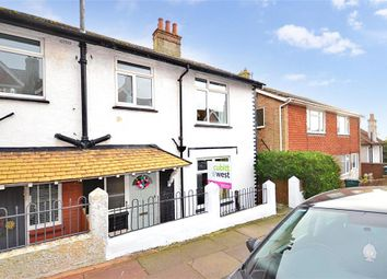 Thumbnail 3 bed end terrace house for sale in Stanmer Park Road, Brighton, East Sussex