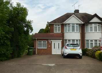 Thumbnail 4 bed semi-detached house for sale in Auckland Road, Potters Bar, Hertfordshire