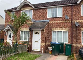 Thumbnail 2 bed terraced house to rent in Manor Hall Mews, Willenhall, Coventry