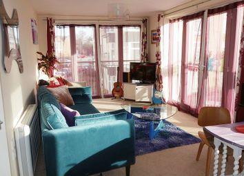 Thumbnail 2 bedroom flat for sale in Samuel Jones Crescent, Little Paxton, St. Neots