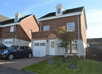 Thumbnail 4 bed detached house for sale in Darwin Avenue, Motherwell