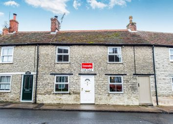 Thumbnail 3 bed terraced house for sale in Salisbury Street, Mere, Warminster