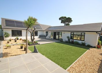 Thumbnail 4 bed detached bungalow for sale in White Knights, Barton On Sea, New Milton