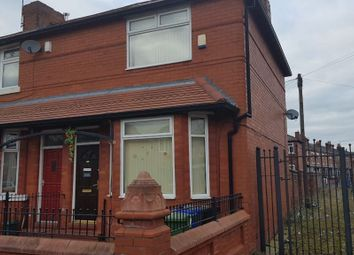 Thumbnail 3 bed end terrace house for sale in Parkside Road, Fallowfield, Manchester