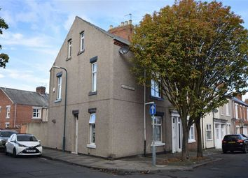 Thumbnail End terrace house for sale in Straker Terrace, South Shields