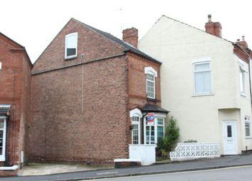 Thumbnail 3 bed end terrace house for sale in Wilmot Street, Ilkeston, Derbyshire