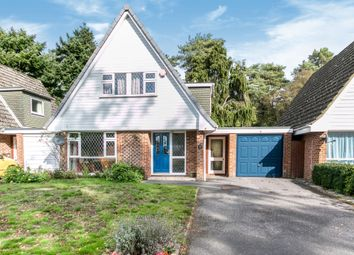 Thumbnail 3 bedroom detached house for sale in Kingfisher Close, West Moors, Ferndown