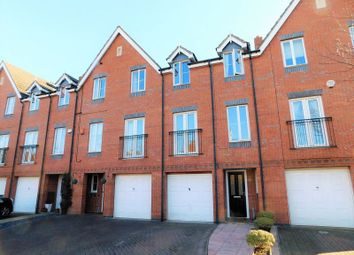 Thumbnail 4 bed town house for sale in Marston Grove, Stafford