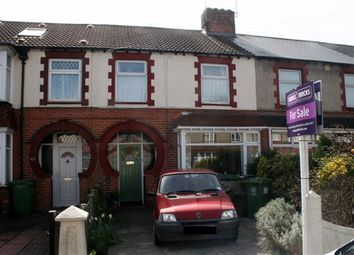 Thumbnail 3 bedroom terraced house for sale in Hawthorn Crescent, Cosham, Portsmouth, Hampshire