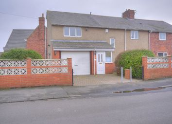 Thumbnail 4 bed semi-detached house for sale in Haig Road, Bedlington