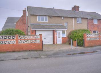 Thumbnail 4 bedroom semi-detached house for sale in Haig Road, Bedlington