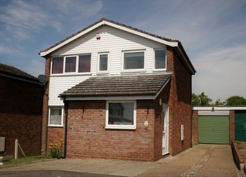 Thumbnail 3 bedroom detached house for sale in Wherry Road, Bungay