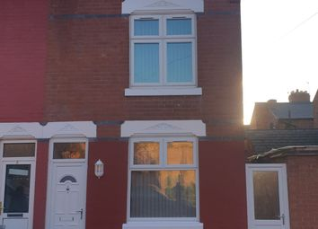 3 bed end terrace house to rent in Weymouth Street, Leicester LE4
