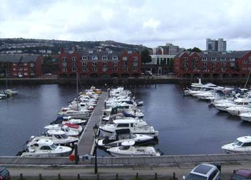 Thumbnail 1 bedroom flat for sale in Empress House, Trawler Road, Swansea