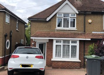 2 bed semi-detached house to rent in Windermere Crescent, Luton LU3