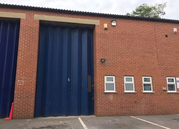 Thumbnail Light industrial to let in Alfreton Road, Derby