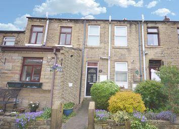 Thumbnail 1 bedroom terraced house for sale in Club Houses, Armitage Bridge, Huddersfield