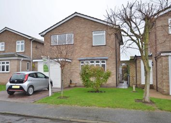 Thumbnail 4 bed detached house for sale in Meadowlands, Kirton, Ipswich
