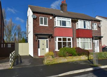 Thumbnail 4 bedroom semi-detached house for sale in Aldersgate Road, Offerton, Stockport, Cheshire