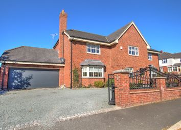 Thumbnail 5 bed detached house for sale in Brizlincote Lane, Bretby, Burton-On-Trent