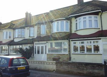 Thumbnail 3 bed terraced house to rent in Castlemaine Avenue, Gillingham
