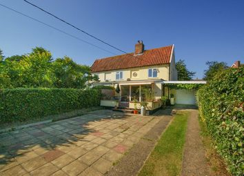 Thumbnail 3 bedroom cottage for sale in Priory Road, Snape, Saxmundham