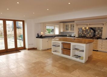 Thumbnail 4 bed detached house to rent in Westdean, Seaford