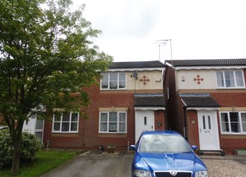 Thumbnail 2 bed end terrace house to rent in Holgate Close, Beverley, East Yorkshire