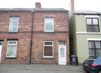 Thumbnail 2 bed semi-detached house to rent in Chester Street, Brampton, Chesterfield