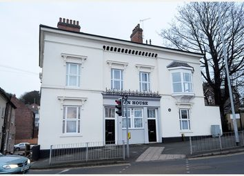 Thumbnail 1 bed flat to rent in Swan House, Burton Upon Trent