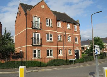 Thumbnail 2 bed flat for sale in Mayflower Way, Wombwell, Barnsley