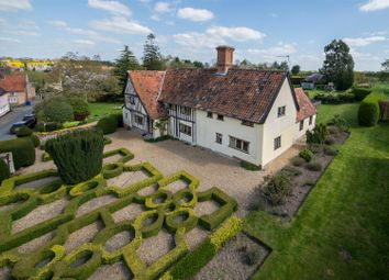 Thumbnail 4 bed country house for sale in Low Street, Bardwell, Bury St. Edmunds